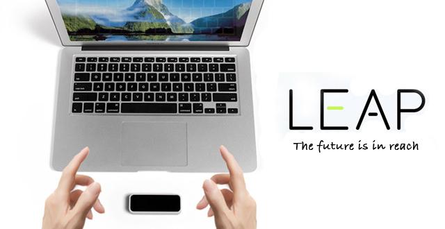 Leap Motion, la fin de la souris pour contrôler les ordinateurs?