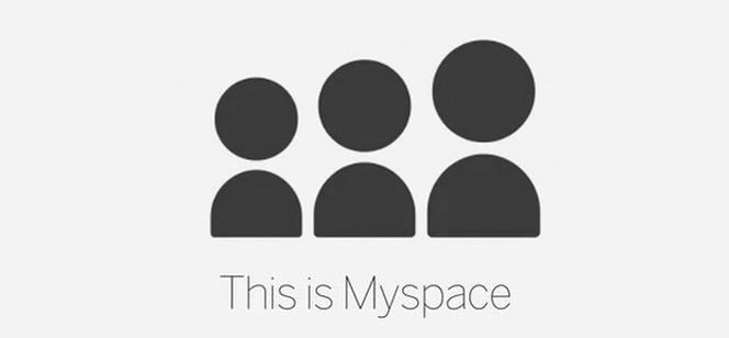 Découverte du nouveau Myspace !