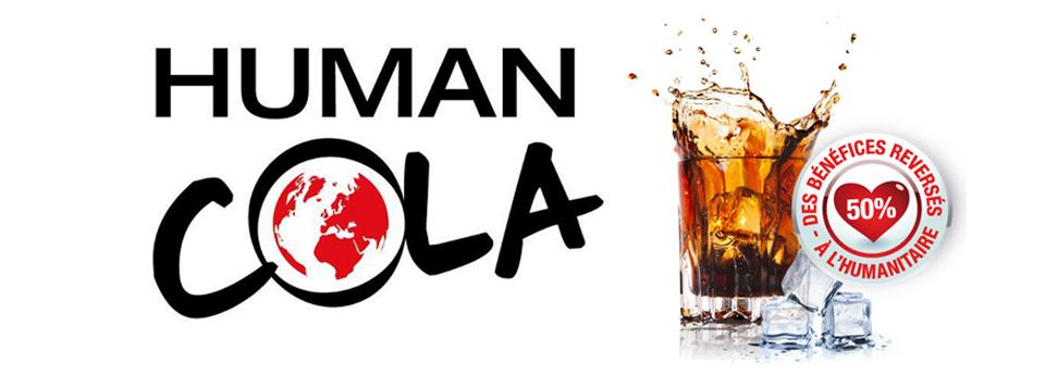 Human Cola, quand acheter du soda devient un geste humanitaire