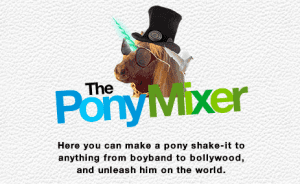 The Poney Mixer