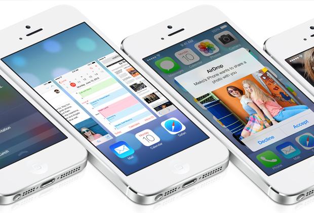Apple dépoussière son système d'exploitation et présente iOS7