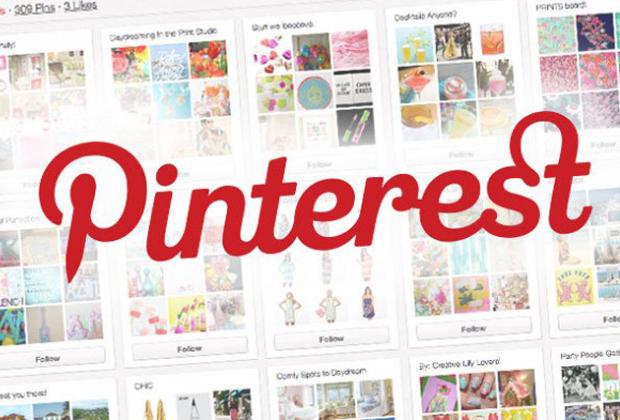Pinterest, le réseau social de tous les records.
