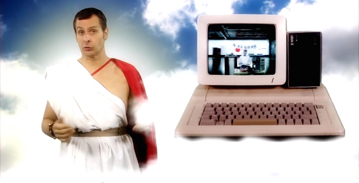 Epitech & Marcus lancent une websérie ludique qui part à la découverte des dieux de l'informatique