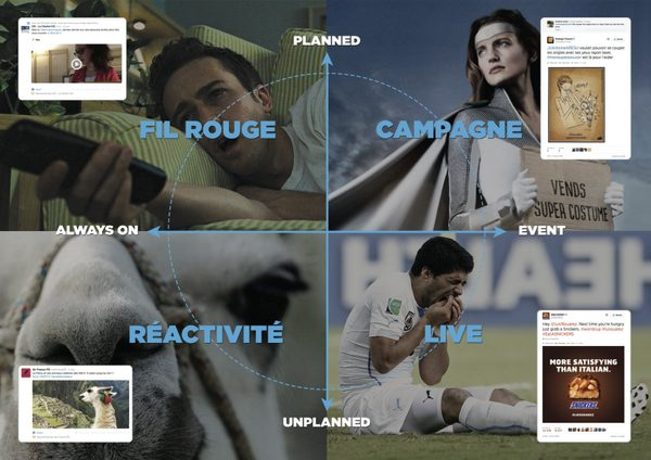 Twitter lance #PlanTheMoment un calendrier des évènements clés pour planifier des tweets