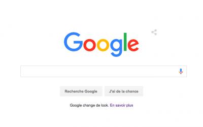 Google change de look !