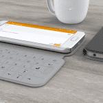 Slimtype, l'étui / clavier NFC le plus fin au monde!