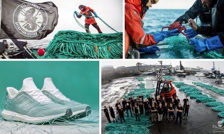 Adidas lance la production de sa sneaker écolo produite à partir de déchets recyclés