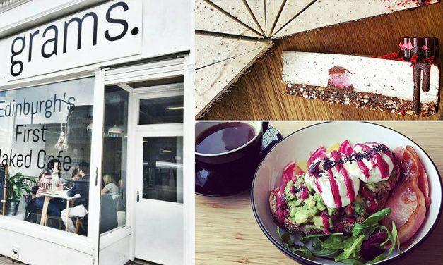 Grams : des repas équilibrés, créatifs et à prix raisonnables à Edimbourg