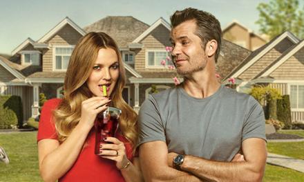Santa Clarita Diet, la prochaine série déjantée de Netflix !