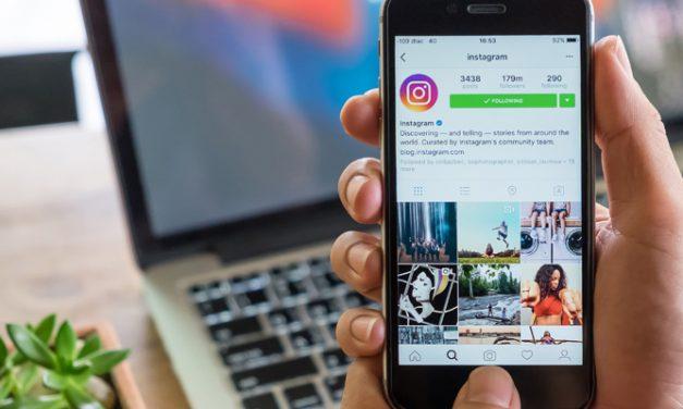 instagram : 1 million d'annonceurs et lancement d'un service de réservation !