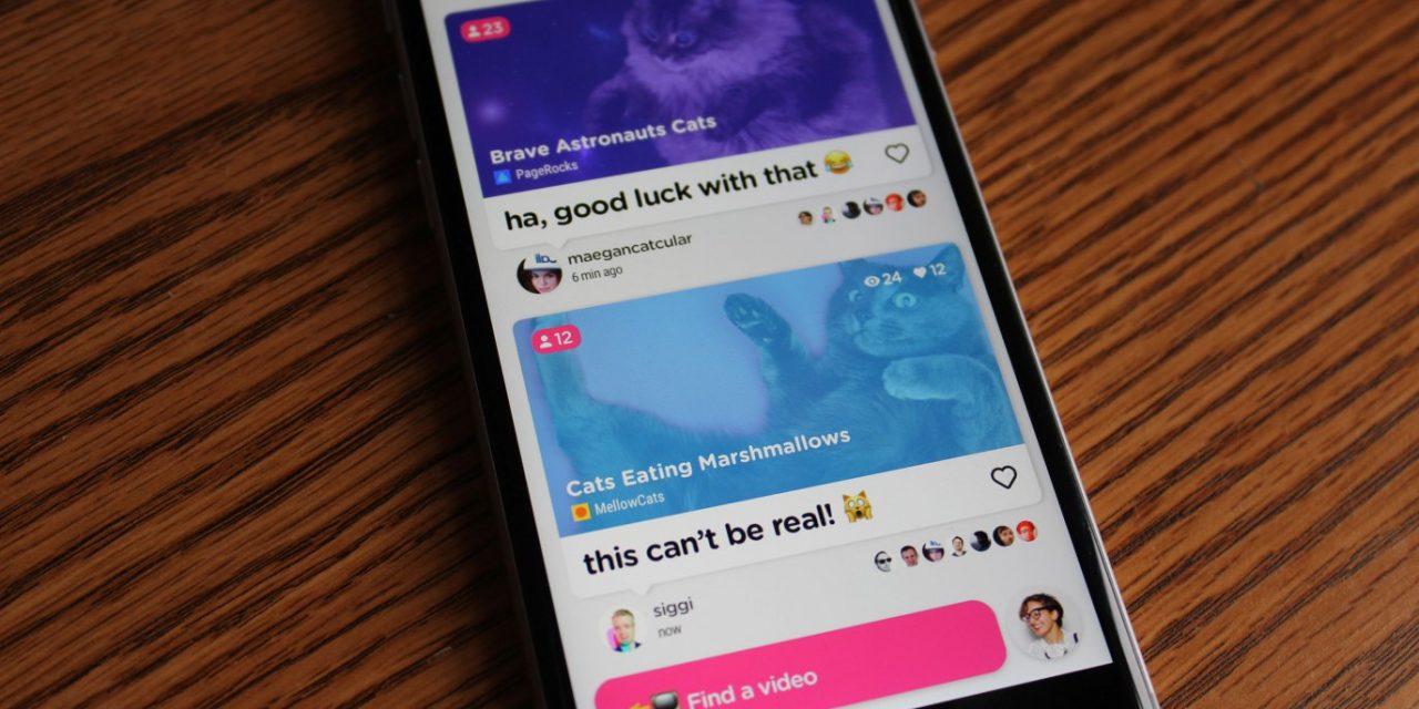Uptime : regardez et commentez des vidéos YouTube en groupe et en temps réel !