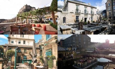 Mes 15 lieux fétiches pour profiter du soleilà Édimbourg