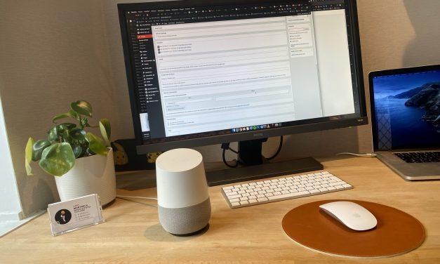 Comment utiliser votre Google Home comme enceinte pour votre mac?
